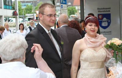 Hochzeit Sandra & René